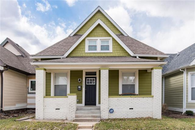 1302 Ringgold Avenue, Indianapolis, IN 46203 (MLS #21548031) :: HergGroup Indianapolis