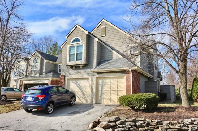9356 Aberdare Drive, Indianapolis, IN 46250 (MLS #21548126) :: The ORR Home Selling Team
