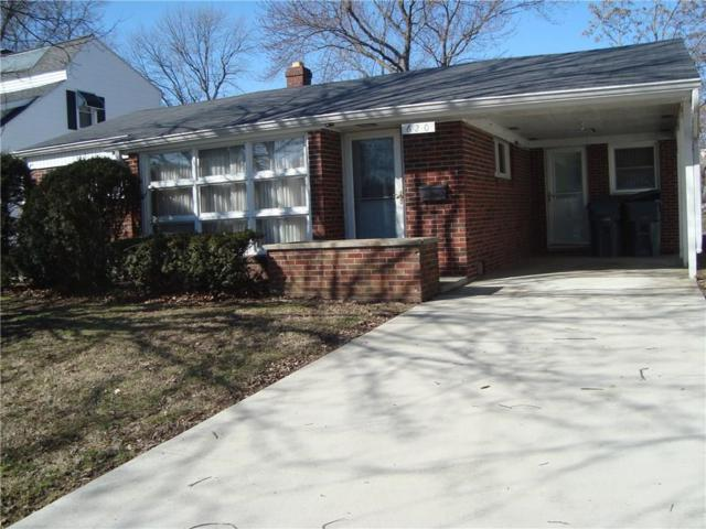 620 Lonsvale Drive, Anderson, IN 46013 (MLS #21548392) :: The ORR Home Selling Team