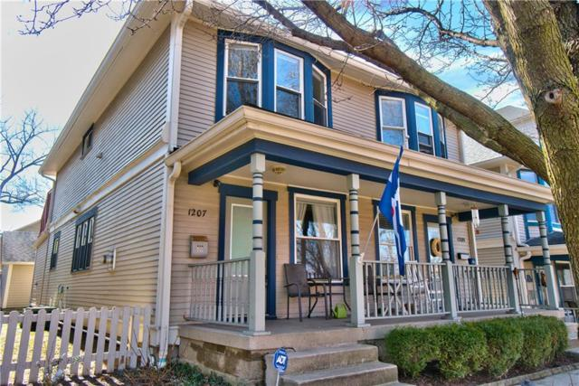1207 Sturm Avenue, Indianapolis, IN 46202 (MLS #21548413) :: Indy Scene Real Estate Team