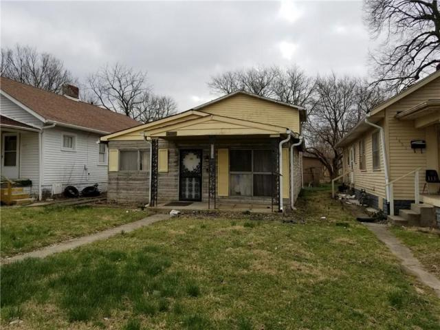 1449 W 32nd Street, Indianapolis, IN 46208 (MLS #21548568) :: HergGroup Indianapolis