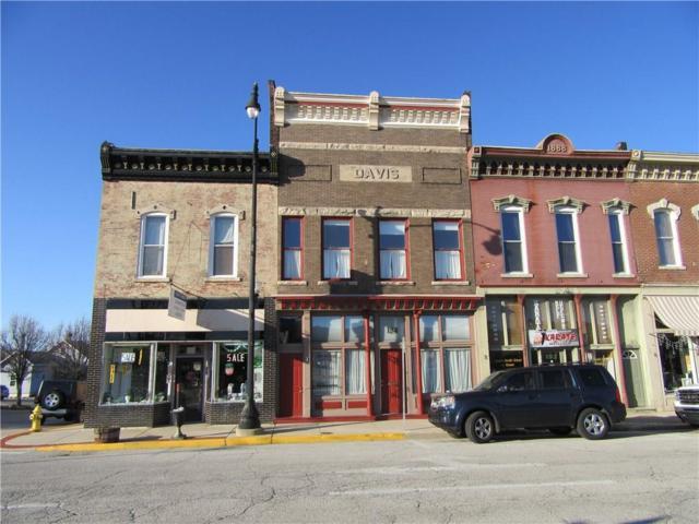 134 W Main Street, Crawfordsville, IN 47933 (MLS #21548638) :: Indy Plus Realty Group- Keller Williams