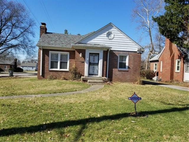 3602 Forest Manor Avenue, Indianapolis, IN 46218 (MLS #21548719) :: The ORR Home Selling Team