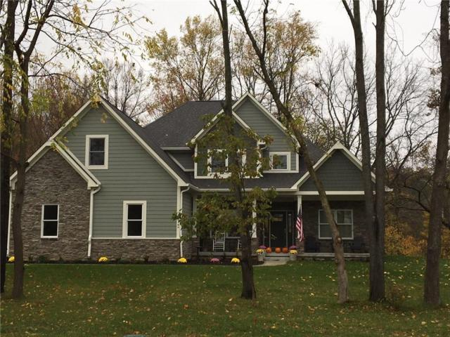 3569 Bryce Court, Danville, IN 46122 (MLS #21548872) :: The ORR Home Selling Team
