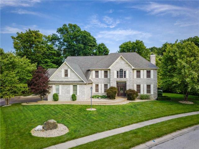 5727 Stonechat Lane, Indianapolis, IN 46237 (MLS #21548979) :: The ORR Home Selling Team