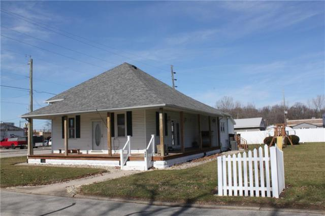 946 W 1st Street, Albany, IN 47320 (MLS #21549055) :: The ORR Home Selling Team