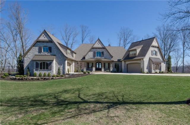 2603 E Pedigo Bay Drive, Bloomington, IN 47401 (MLS #21549086) :: Indy Plus Realty Group- Keller Williams