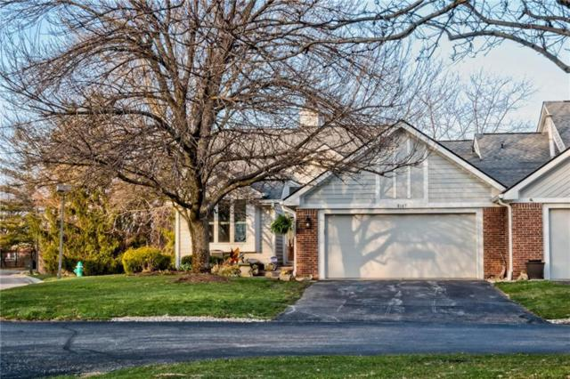 8107 Clearwater Parkway, Indianapolis, IN 46240 (MLS #21549165) :: FC Tucker Company