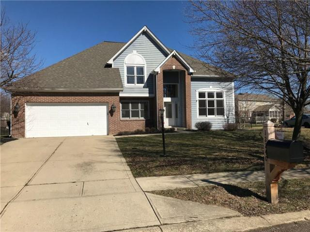 12240 Misty Way, Indianapolis, IN 46236 (MLS #21549170) :: RE/MAX Ability Plus