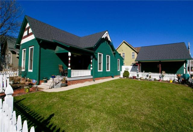 656 E Saint Clair Street, Indianapolis, IN 46202 (MLS #21549260) :: RE/MAX Ability Plus
