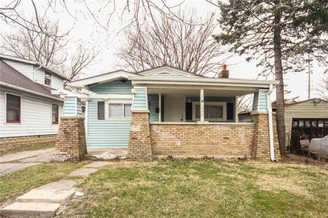 440 N Grant Avenue, Indianapolis, IN 46201 (MLS #21549315) :: Indy Scene Real Estate Team