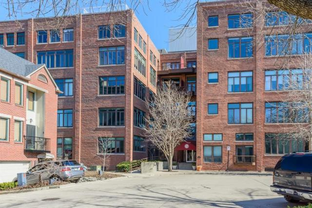 430 N Park Avenue #511, Indianapolis, IN 46202 (MLS #21549414) :: The ORR Home Selling Team