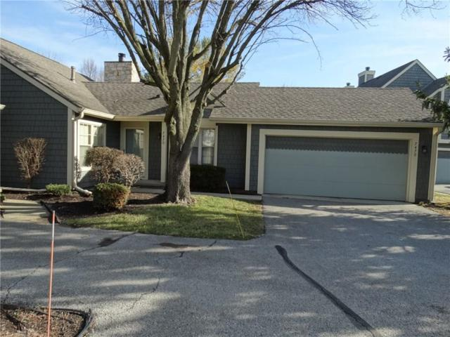 7470 Charrington Court, Indianapolis, IN 46254 (MLS #21549455) :: The ORR Home Selling Team