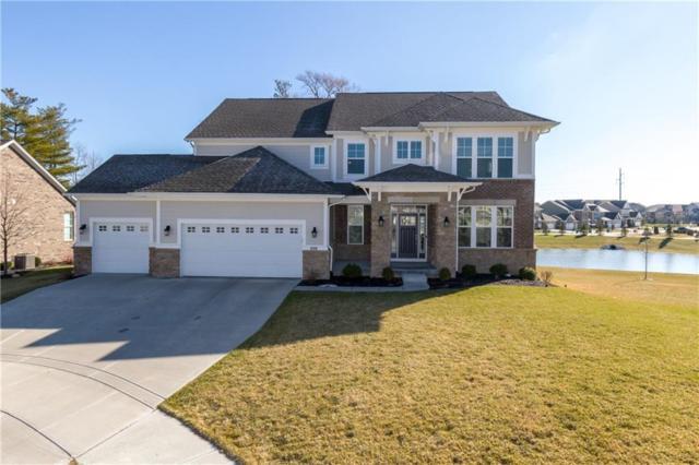 15035 Karsten Circle, Carmel, IN 46033 (MLS #21549468) :: The ORR Home Selling Team