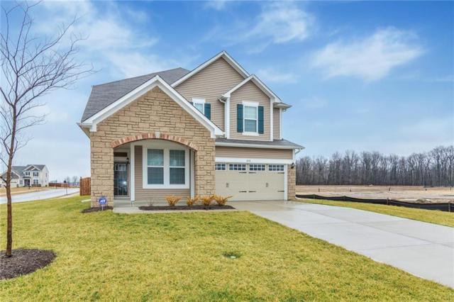 6718 Fallen Leaf Drive, Whitestown, IN 46075 (MLS #21549488) :: The Evelo Team