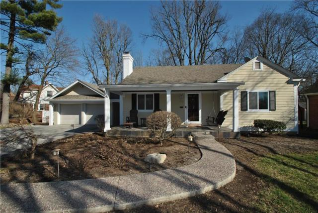 339 E Westfield Boulevard, Indianapolis, IN 46220 (MLS #21549548) :: Indy Scene Real Estate Team