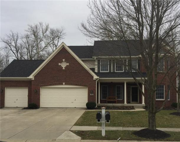 459 Montgomery Drive, Westfield, IN 46074 (MLS #21549561) :: The ORR Home Selling Team