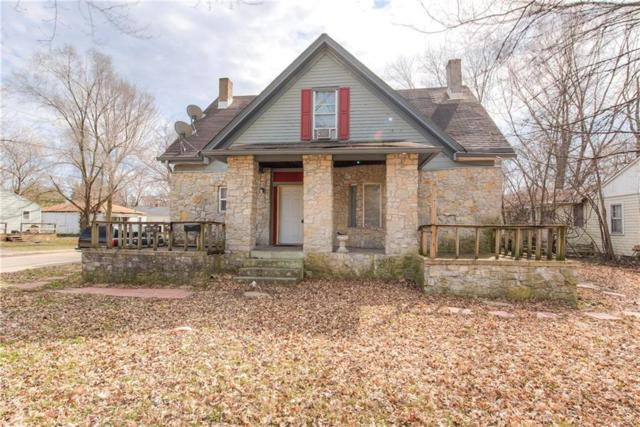 2239 E 34th Street, Indianapolis, IN 46218 (MLS #21549633) :: The Evelo Team