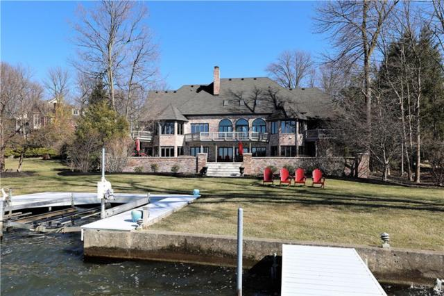 11931 Promontory Court, Indianapolis, IN 46236 (MLS #21549676) :: FC Tucker Company