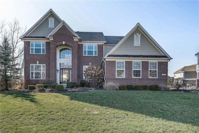 2974 Alamosa Lane, Zionsville, IN 46077 (MLS #21549694) :: The ORR Home Selling Team
