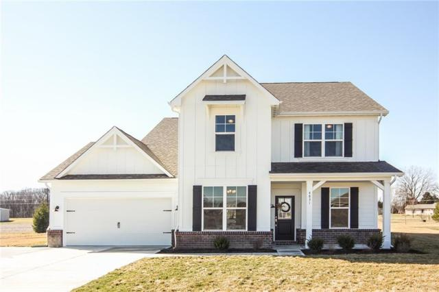 4831 Myrtle Drive, Pittsboro, IN 46167 (MLS #21549739) :: Mike Price Realty Team - RE/MAX Centerstone