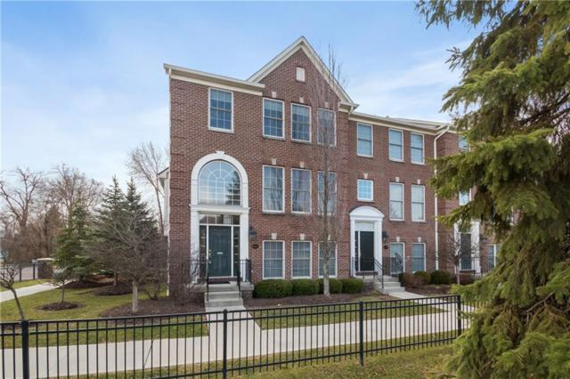 8661 N Meridian Street, Indianapolis, IN 46260 (MLS #21549775) :: The ORR Home Selling Team