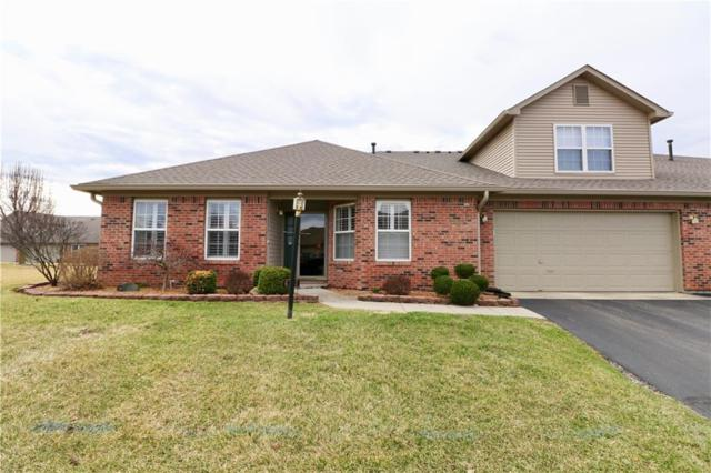 6151 Rolling Meadow Lane, Indianapolis, IN 46237 (MLS #21549799) :: The ORR Home Selling Team