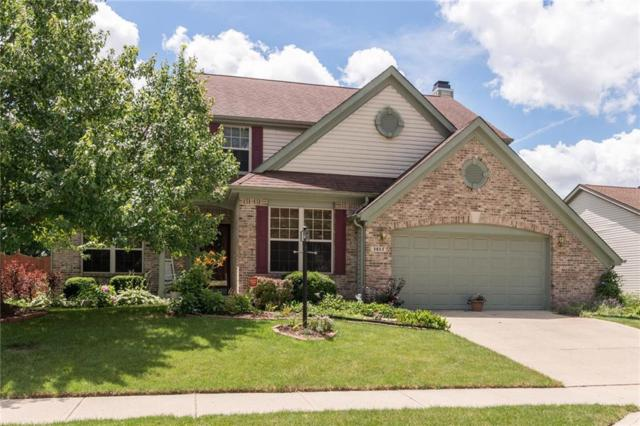 3653 Sommersworth Lane, Indianapolis, IN 46228 (MLS #21549950) :: The ORR Home Selling Team