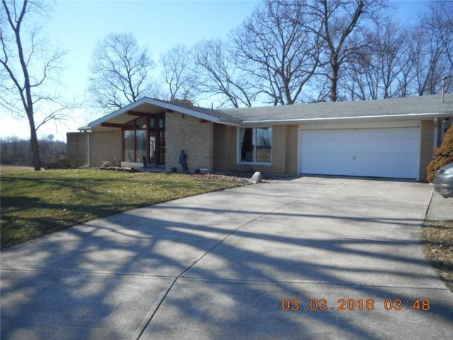 7301 S County Road 800 W, Daleville, IN 47334 (MLS #21550118) :: The ORR Home Selling Team
