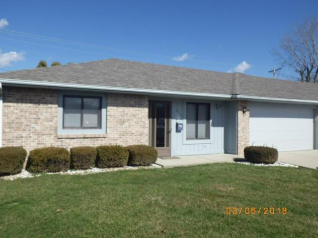 2514 Michael Court, Anderson, IN 46012 (MLS #21550135) :: The ORR Home Selling Team