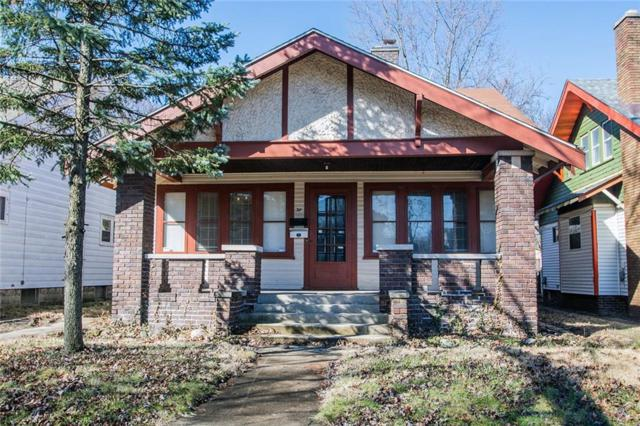 38 N Kenmore Road, Indianapolis, IN 46219 (MLS #21550363) :: RE/MAX Ability Plus