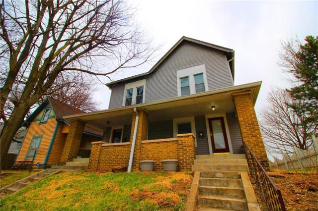 734 E Morris Street, Indianapolis, IN 46203 (MLS #21550368) :: The ORR Home Selling Team