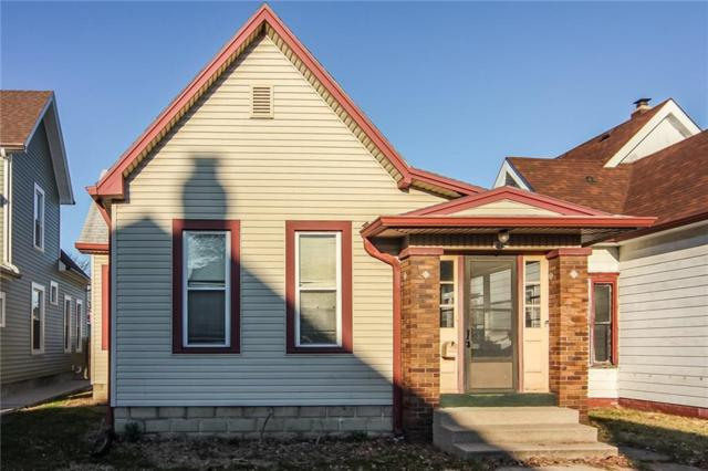 1842 Barth Avenue, Indianapolis, IN 46203 (MLS #21550521) :: The Evelo Team