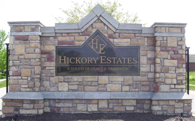 4968 Hickory Estates Boulevard, Bargersville, IN 46106 (MLS #21550757) :: The ORR Home Selling Team
