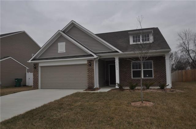 10443 Serviceberry Drive, Indianapolis, IN 46234 (MLS #21550893) :: The ORR Home Selling Team