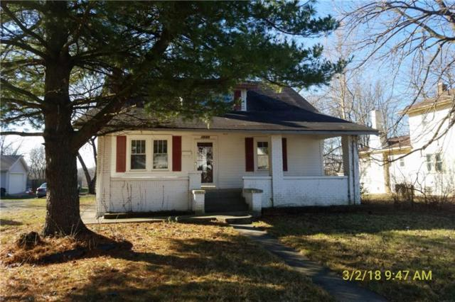 1325 Lawrence Avenue, Indianapolis, IN 46227 (MLS #21550923) :: RE/MAX Ability Plus