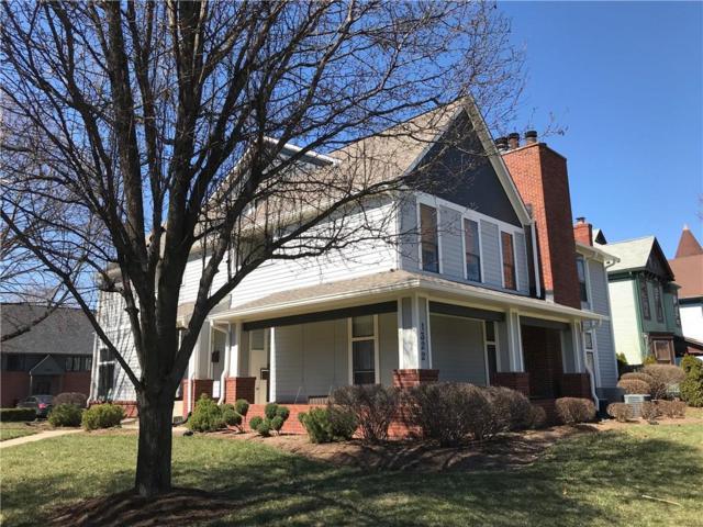 1322 N Alabama Street B, Indianapolis, IN 46202 (MLS #21550960) :: The ORR Home Selling Team