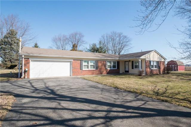 5825 N County Road 901 E, Brownsburg, IN 46112 (MLS #21551232) :: Mike Price Realty Team - RE/MAX Centerstone