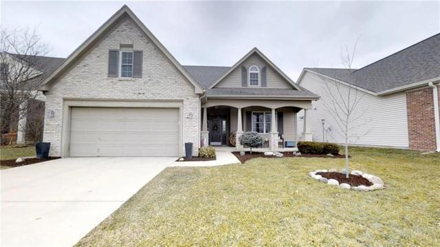 1370 Monmouth Drive, Westfield, IN 46074 (MLS #21551236) :: The ORR Home Selling Team
