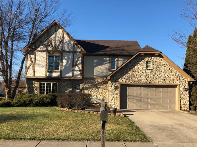 9928 Shahan Court, Indianapolis, IN 46256 (MLS #21551261) :: Mike Price Realty Team - RE/MAX Centerstone