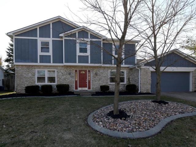 10725 Downing Street, Carmel, IN 46033 (MLS #21551267) :: The ORR Home Selling Team