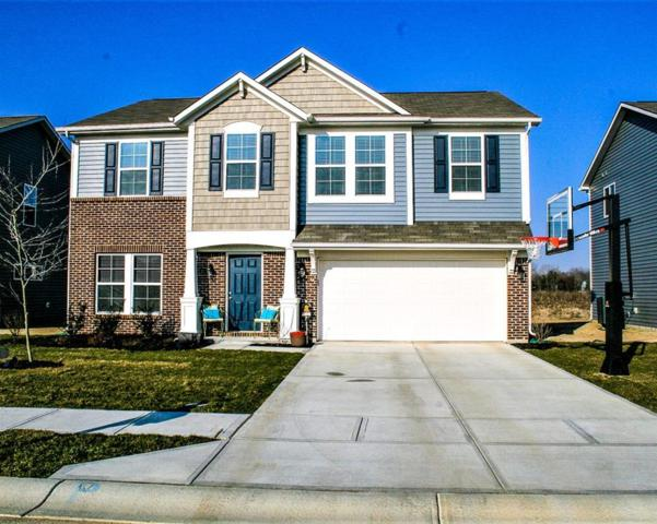 4322 Blue Note Drive, Indianapolis, IN 46239 (MLS #21551345) :: RE/MAX Ability Plus