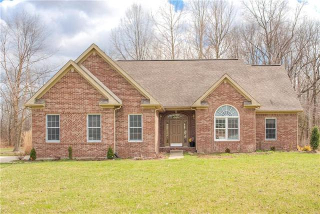 2805 Sunderland Drive, Martinsville, IN 46151 (MLS #21551385) :: Mike Price Realty Team - RE/MAX Centerstone