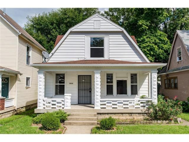 1515 N Tuxedo Street, Indianapolis, IN 46201 (MLS #21551389) :: RE/MAX Ability Plus