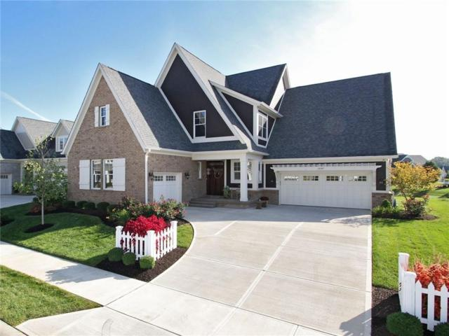 15747 Bethpage Trail, Carmel, IN 46033 (MLS #21551442) :: The ORR Home Selling Team