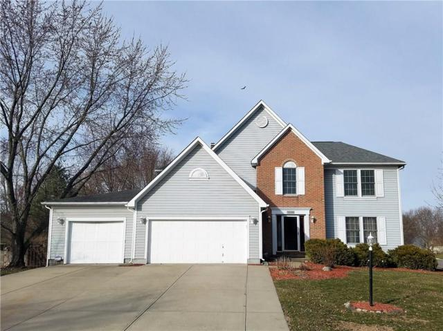 14624 E Shadow Lakes Drive, Carmel, IN 46032 (MLS #21551468) :: FC Tucker Company