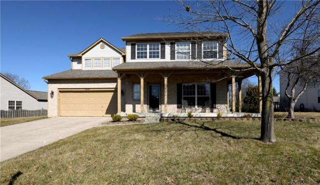19139 Golden Meadow Way, Noblesville, IN 46060 (MLS #21551510) :: Heard Real Estate Team