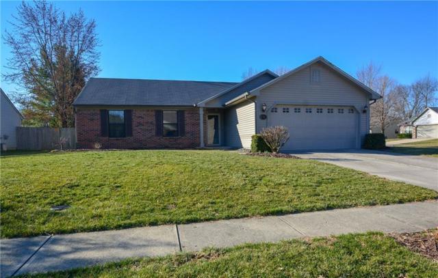 6747 Cherry Laurel Lane, Fishers, IN 46038 (MLS #21551605) :: Heard Real Estate Team