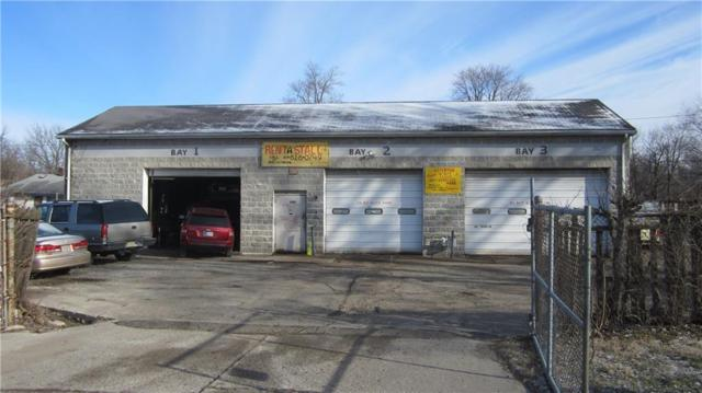 4002 E 26TH Street, Indianapolis, IN 46218 (MLS #21551612) :: FC Tucker Company