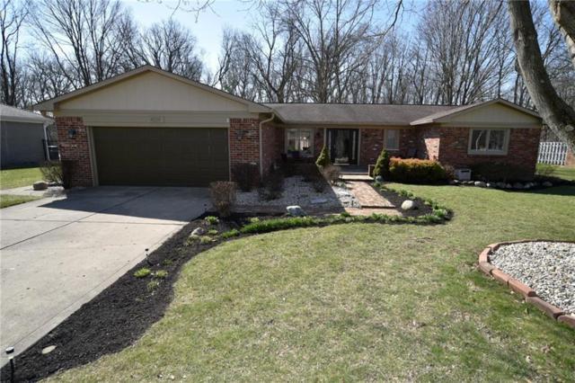 4129 Hazy Lane, Greenwood, IN 46142 (MLS #21551625) :: The ORR Home Selling Team